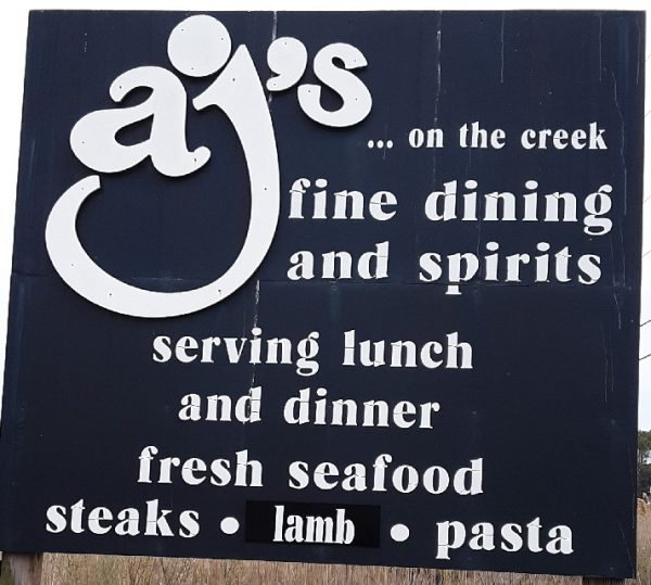 Ajs on the Creek