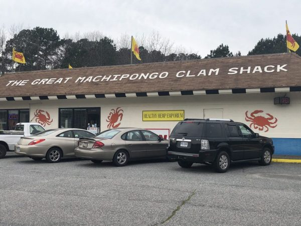 Great Machipongo Clam Shack